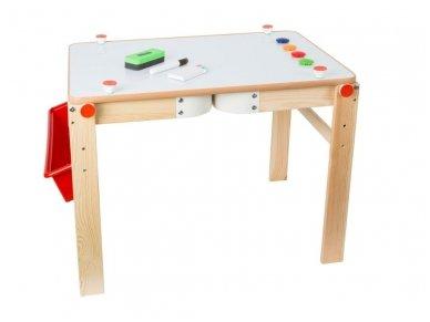 Dvipusė lenta-stalas TRANSFORMERIS 3