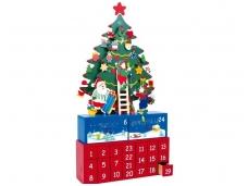 Advento kalendorius KALĖDŲ EGLĖ