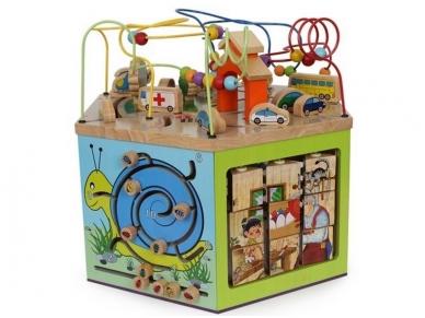 Daugiafunkcinis žaislas GIULINO 3