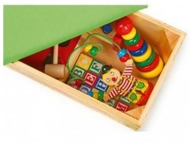 Daugiafunkcinis žaislas ŽAIDIMŲ SUOLIUKAS 3
