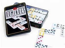 Domino žaidimas 6 SPALVOS