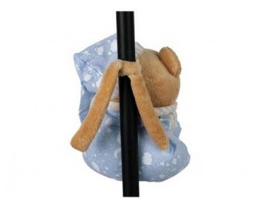 Grojantis žaisliukas MEŠKIUKAS NILSAS 3