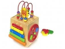 Daugiafunkcinis žaislas SAULĖ
