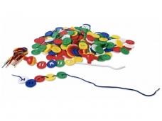 Lavinamasis žaislas 5 SPALVŲ SAGOS