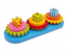 Lavinamasis žaislas MECHANIZMAI