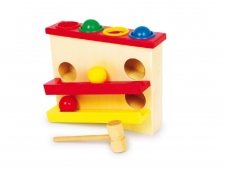 Lavinamasis žaislas RIEDANTYS KAMUOLIAI