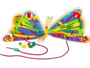 Lavinamasis žaislas DRUGELIS
