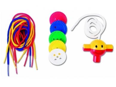 Lavinamasis žaislas 5 SPALVŲ SAGOS 2
