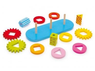 Lavinamasis žaislas MECHANIZMAI 2