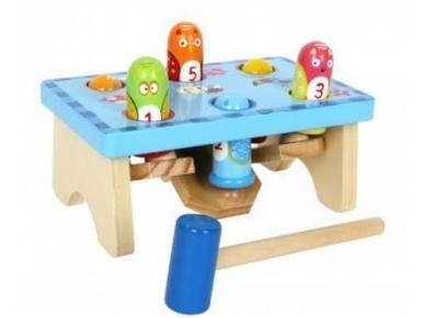 Lavinamasis žaislas PAUKŠČIUKAI