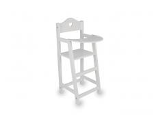 Lėlės maitinimo kėdė KLASIKA