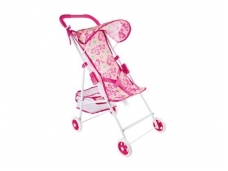 Lėlių vežimėlis SPORTINUKAS