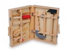 Meistro įrankių lagaminas MAIKAS