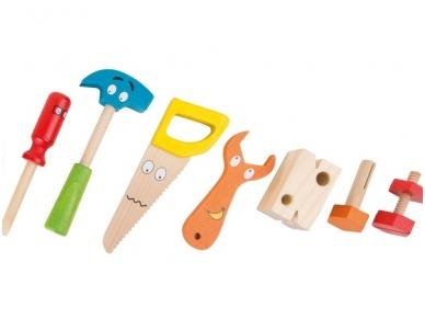 Meistro įrankių rinkinys DIRŽAS 3