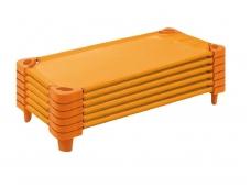 Mobili lovelė oranžinė