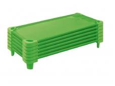 Mobili lovelė žalia