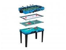 Multifunkcinis žaidimų stalas 4 VIENAME