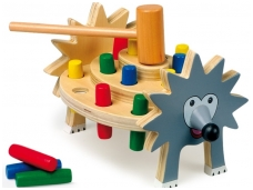 Lavinamasis žaislas EŽIUKAS