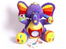 Pliušinis drambliukas LILI