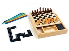 Stalo žaidimų rinkinys KLASIKA