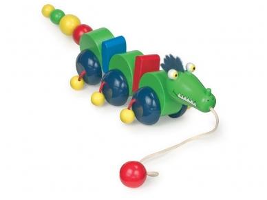 Traukiamas žaislas DRAKONAS