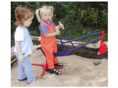 Vaikiškas ekskavatorius (stacionarus) 2