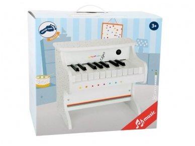 Vaikiškas pianinas ELEKRONINIS 4