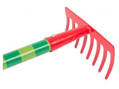 Vaikiški sodo įrankiai KETURI (4vnt) 6