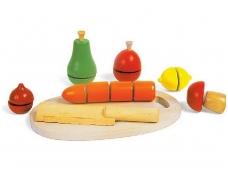 Žaislinės pjaustomos DARŽOVĖS