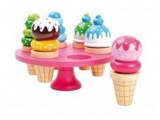 Žaisliniai formuojami LEDAI