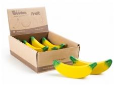 Žaisliniai maisto produktai BANANAI 6 vnt