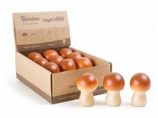 Žaisliniai maisto produktai GRYBAI 12 vnt