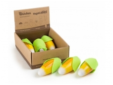 Žaisliniai maisto produktai KUKURŪZAI 6 vnt