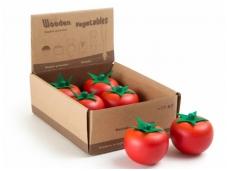 Žaisliniai maisto produktai POMIDORAI 6 vnt