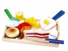 Žaislinis maisto rinkinys GURMANAMS