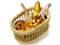 Žaislinis maisto rinkinys IŠKYLAUTOJAMS