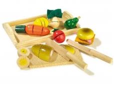 Žaislinis maisto rinkinys PUSRYČIAI