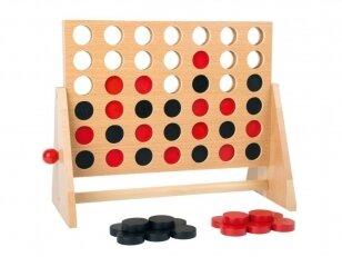 Žaidimas 4 eilėje DIDELIS