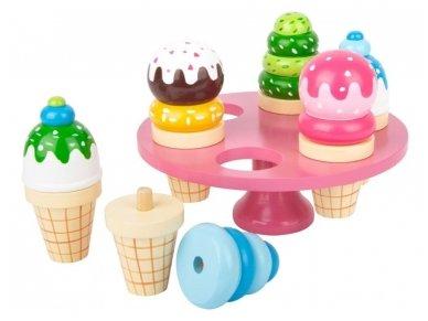 Žaisliniai formuojami LEDAI 3