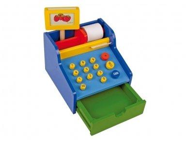 Žaislinis kasos aparatas RYŠKUS 2