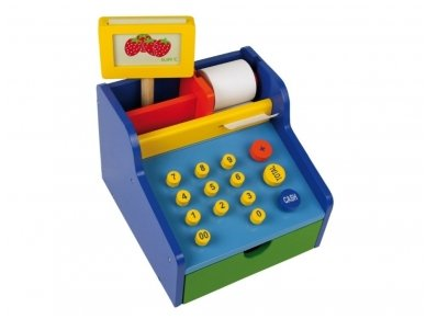 Žaislinis kasos aparatas RYŠKUS